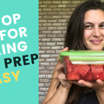 top tips for meal prep success