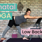 yoga for low back relief during pregnancy