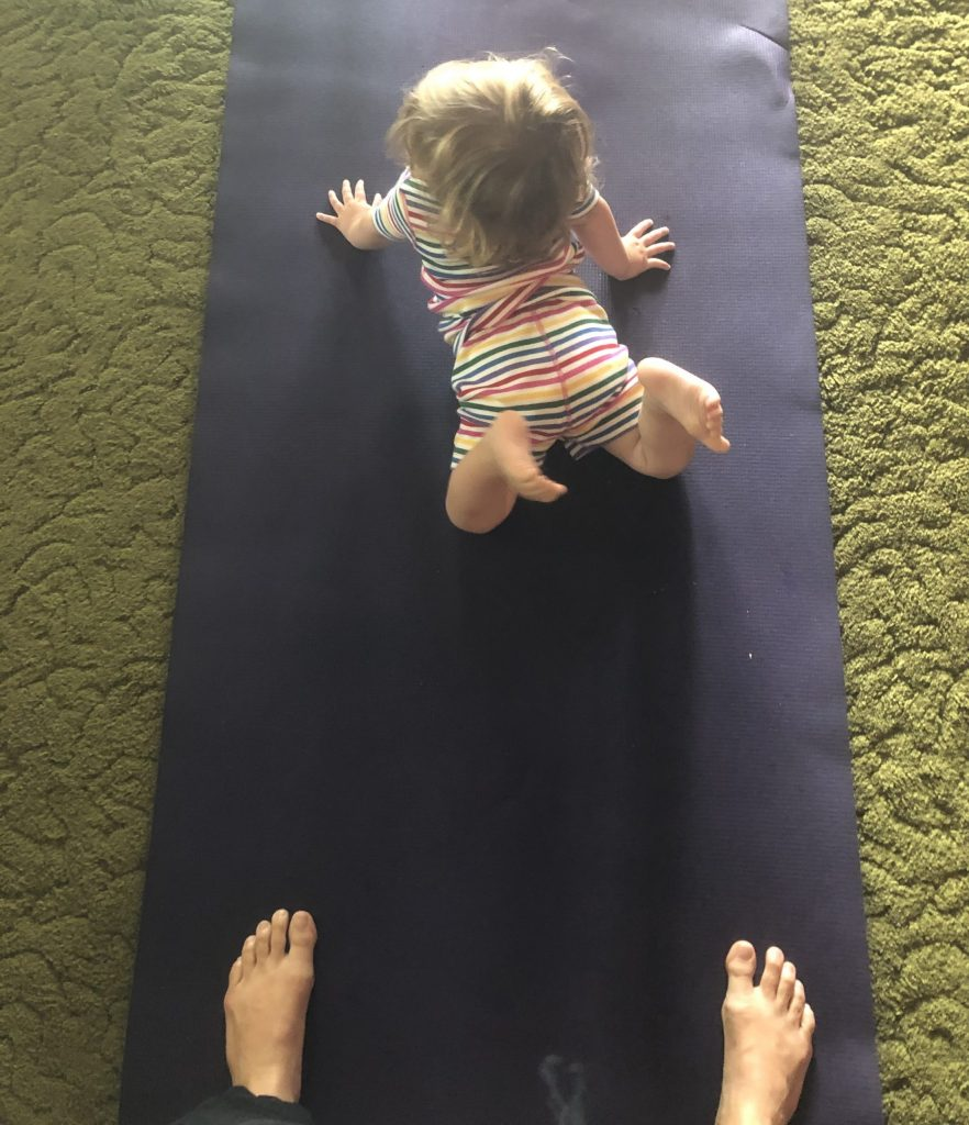 morning movement for moms