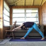 best yoga poses for cramps and pms relief